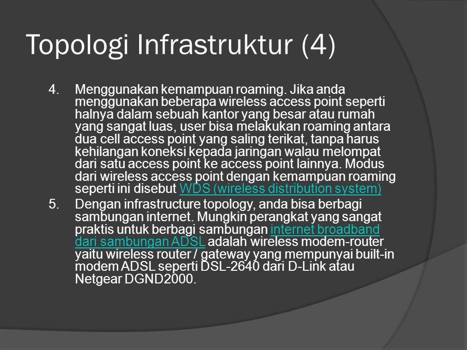 Topologi Infrastruktur (4)