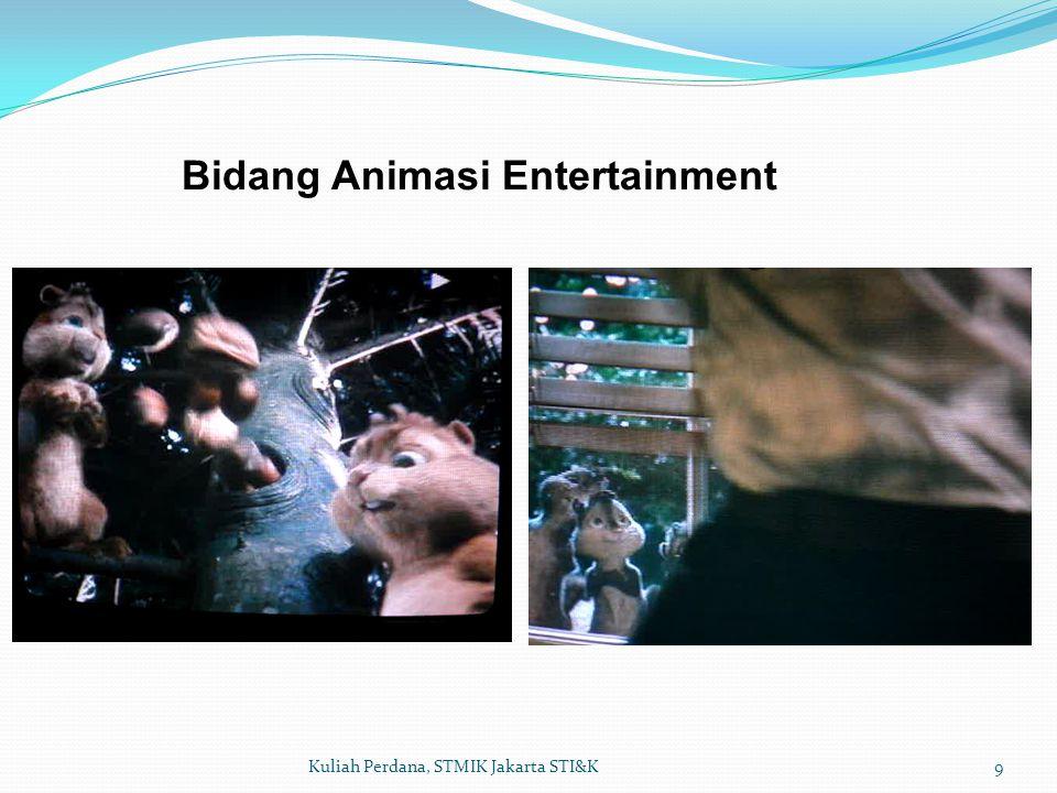Bidang Animasi Entertainment