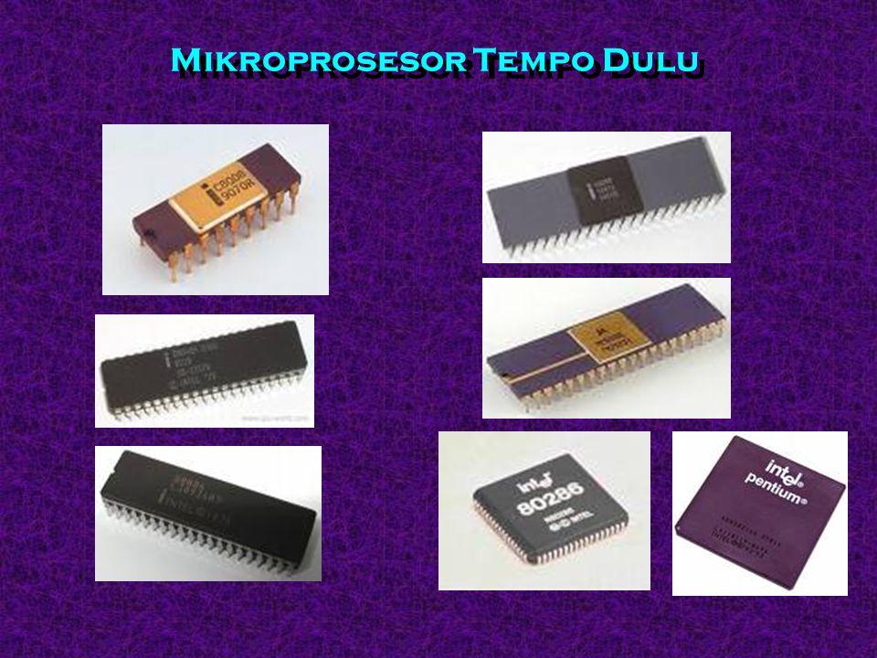 Mikroprosesor Tempo Dulu