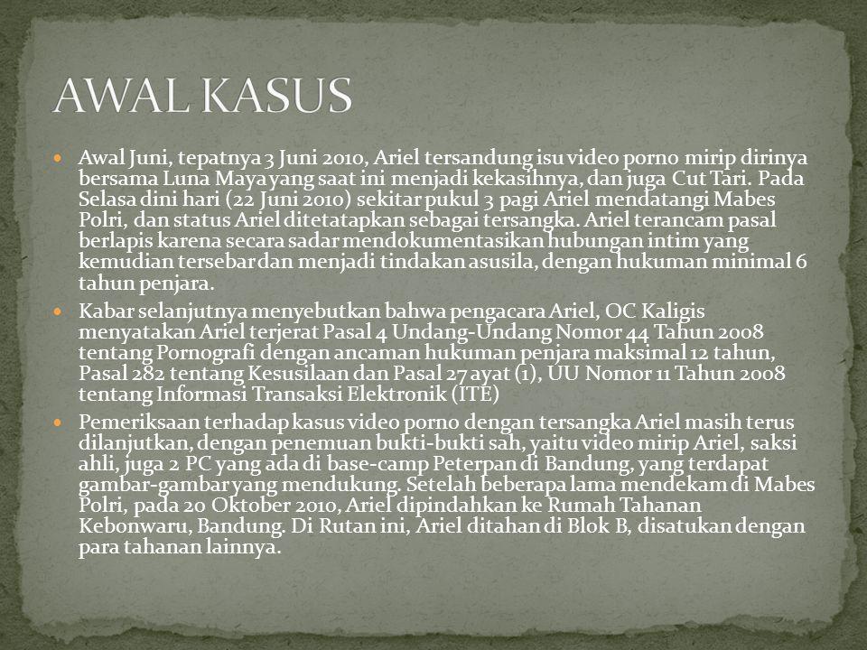 AWAL KASUS