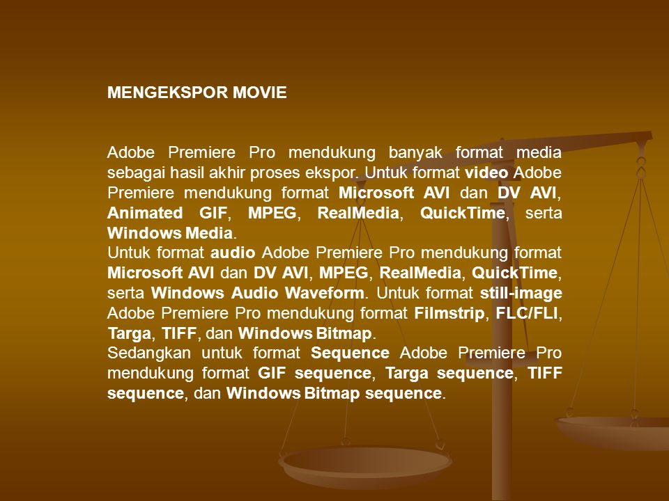 MENGEKSPOR MOVIE