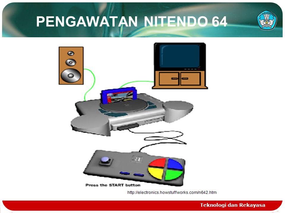 PENGAWATAN NITENDO 64 Teknologi dan Rekayasa