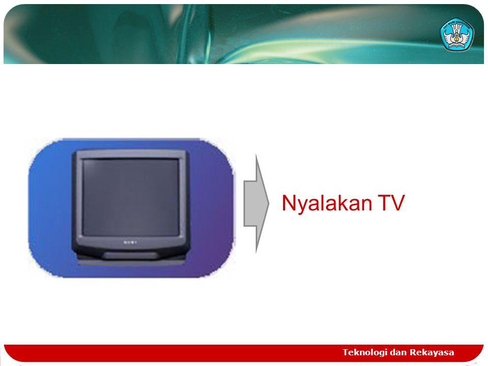 Nyalakan TV Teknologi dan Rekayasa