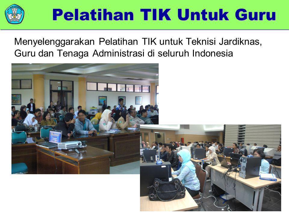 Pelatihan TIK Untuk Guru