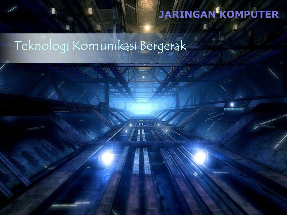 Teknologi Komunikasi Bergerak