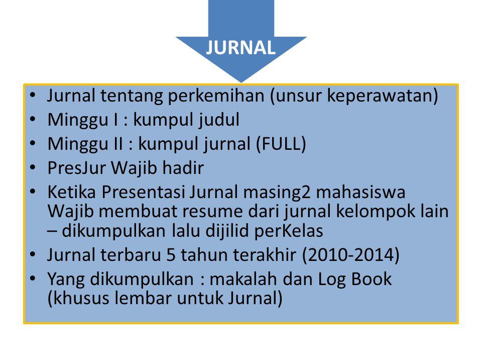 JURNAL Jurnal tentang perkemihan (unsur keperawatan)