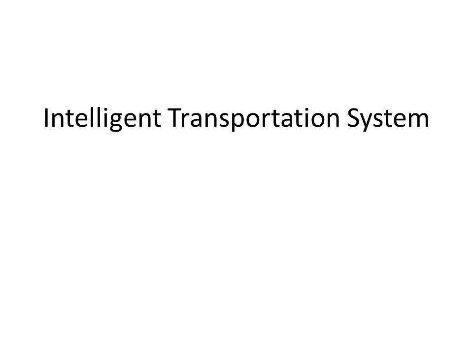 Intelligent Transportation System