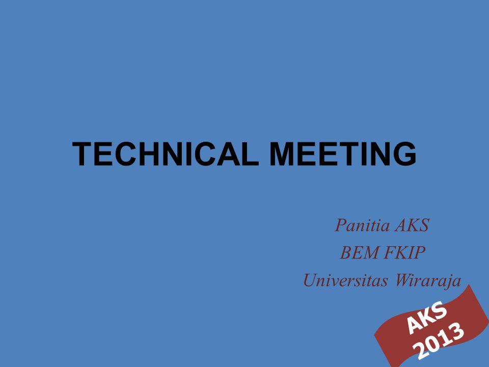 Panitia AKS BEM FKIP Universitas Wiraraja