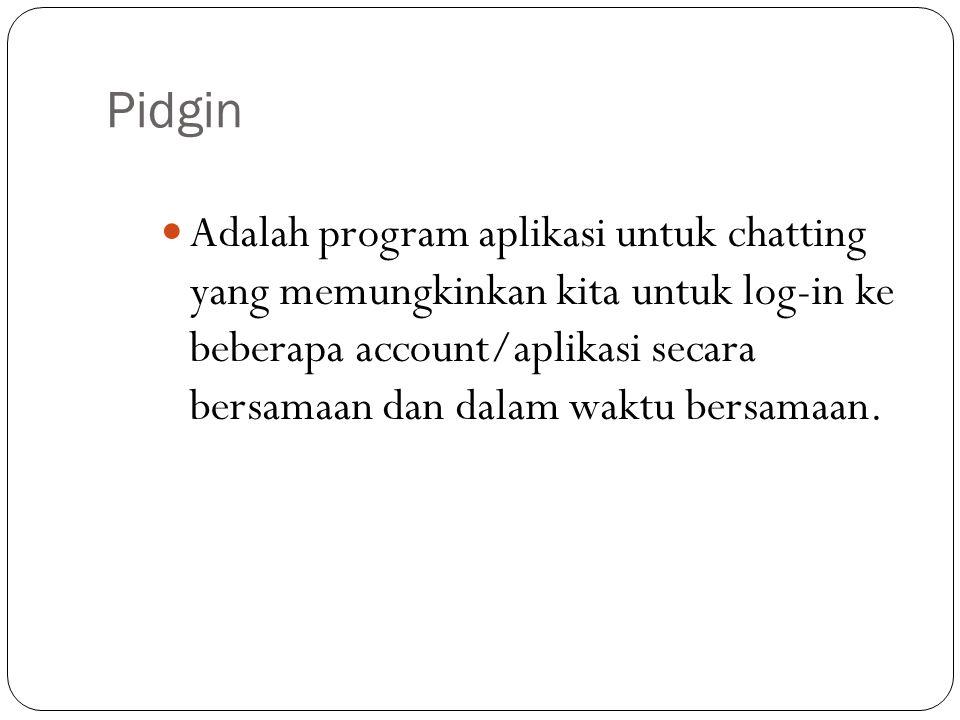 Pidgin