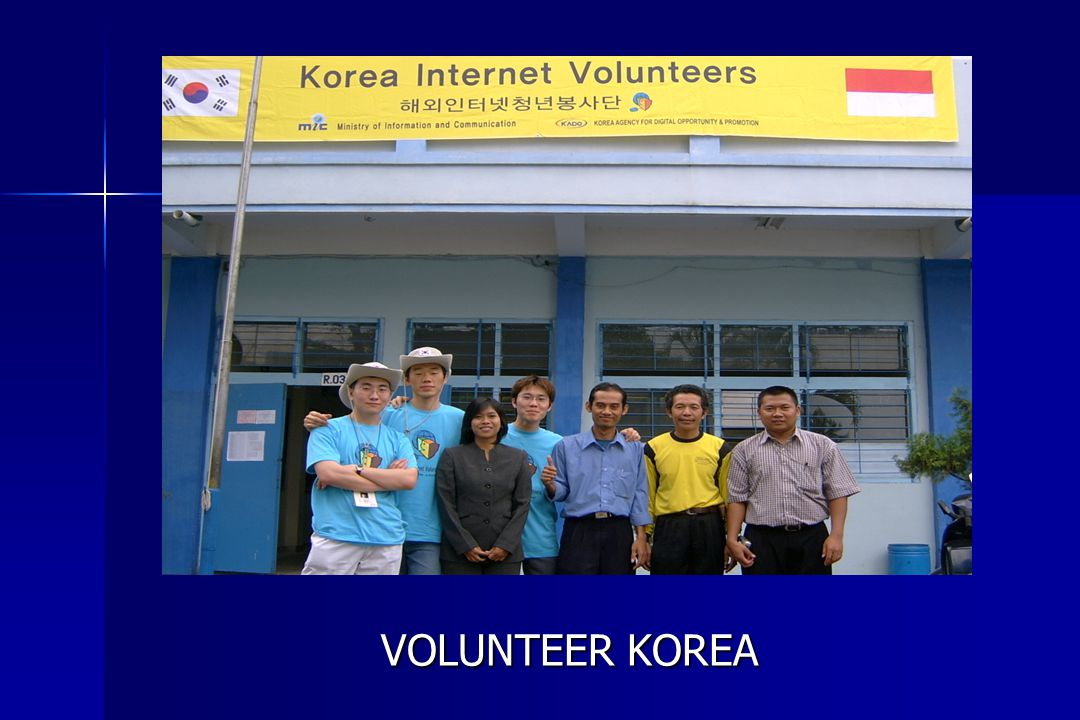 VOLUNTEER KOREA