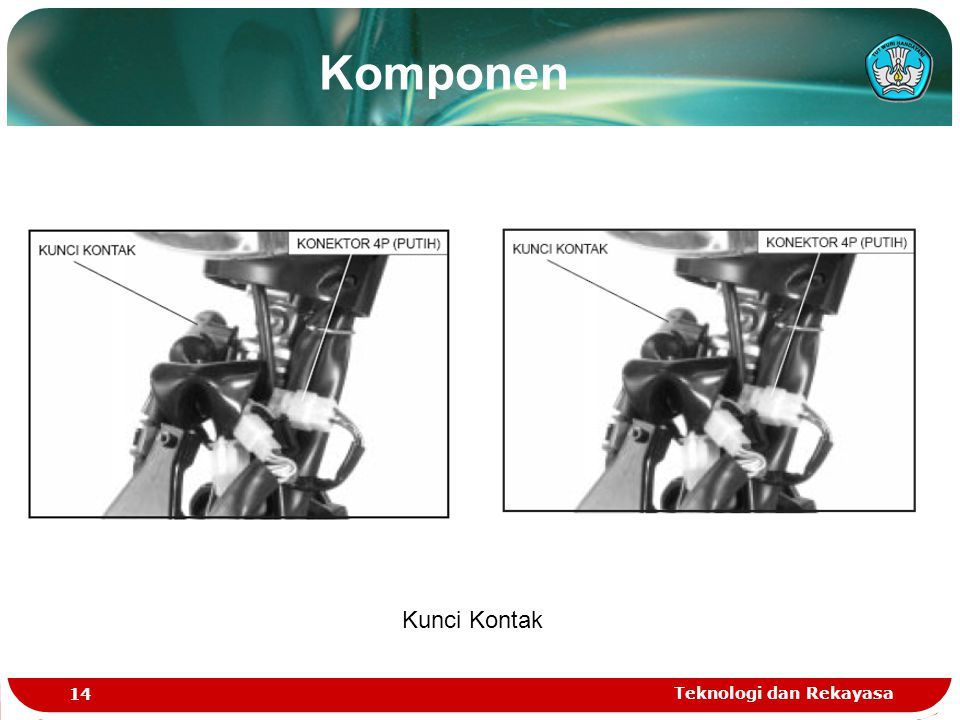 Komponen Kunci Kontak Teknologi dan Rekayasa