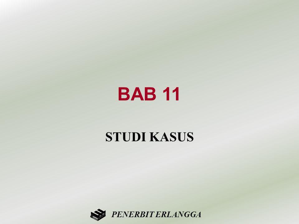 BAB 11 STUDI KASUS PENERBIT ERLANGGA
