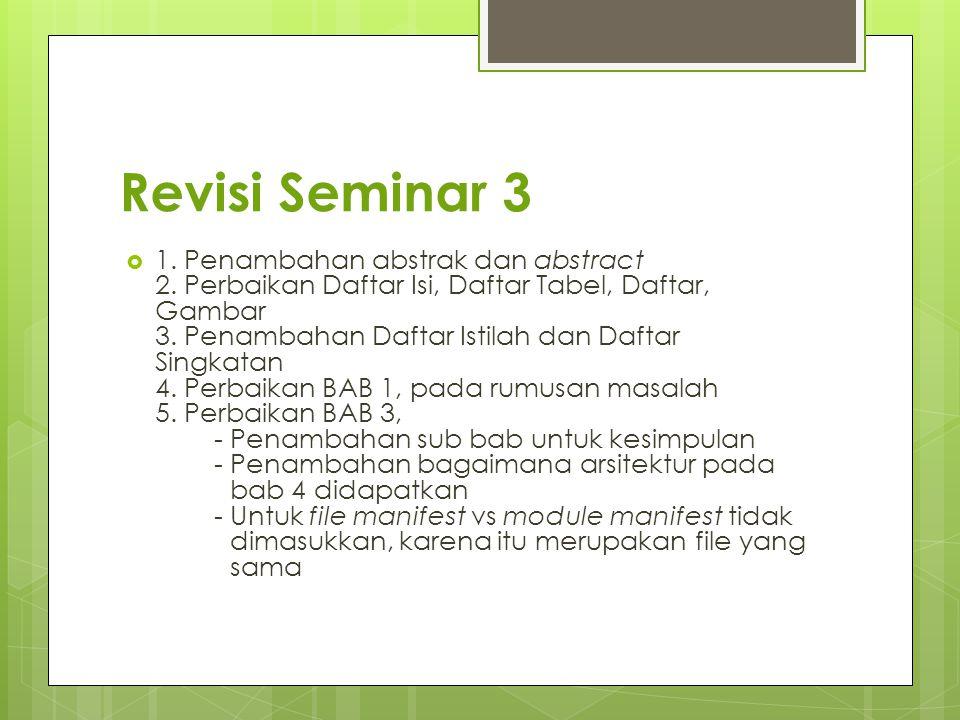 Revisi Seminar 3