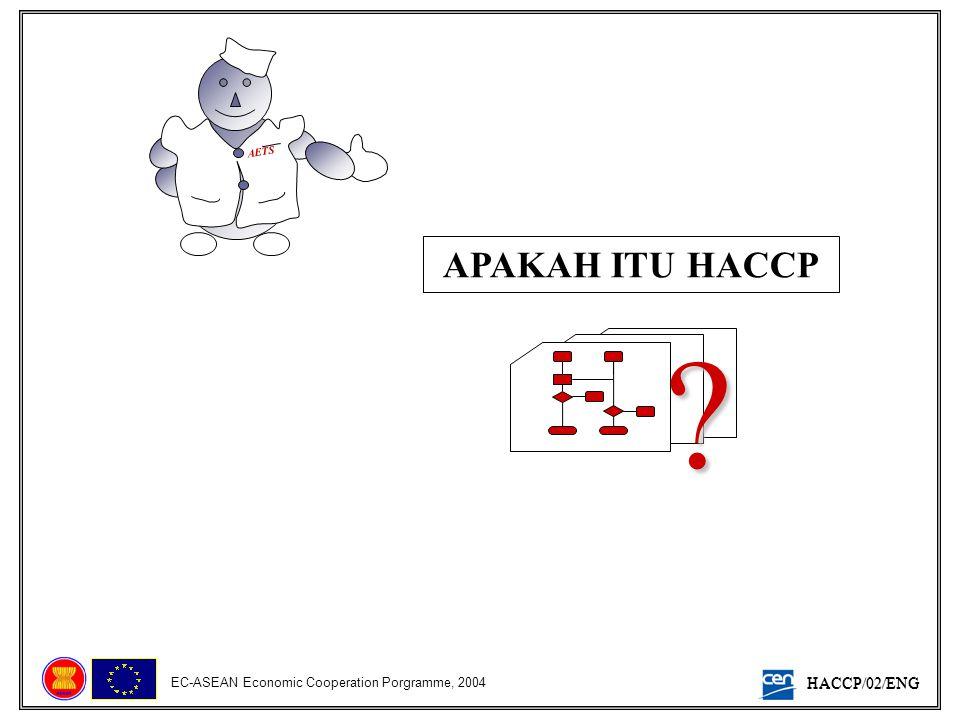 AETS APAKAH ITU HACCP