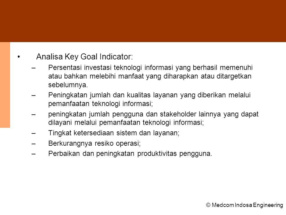 Analisa Key Goal Indicator: