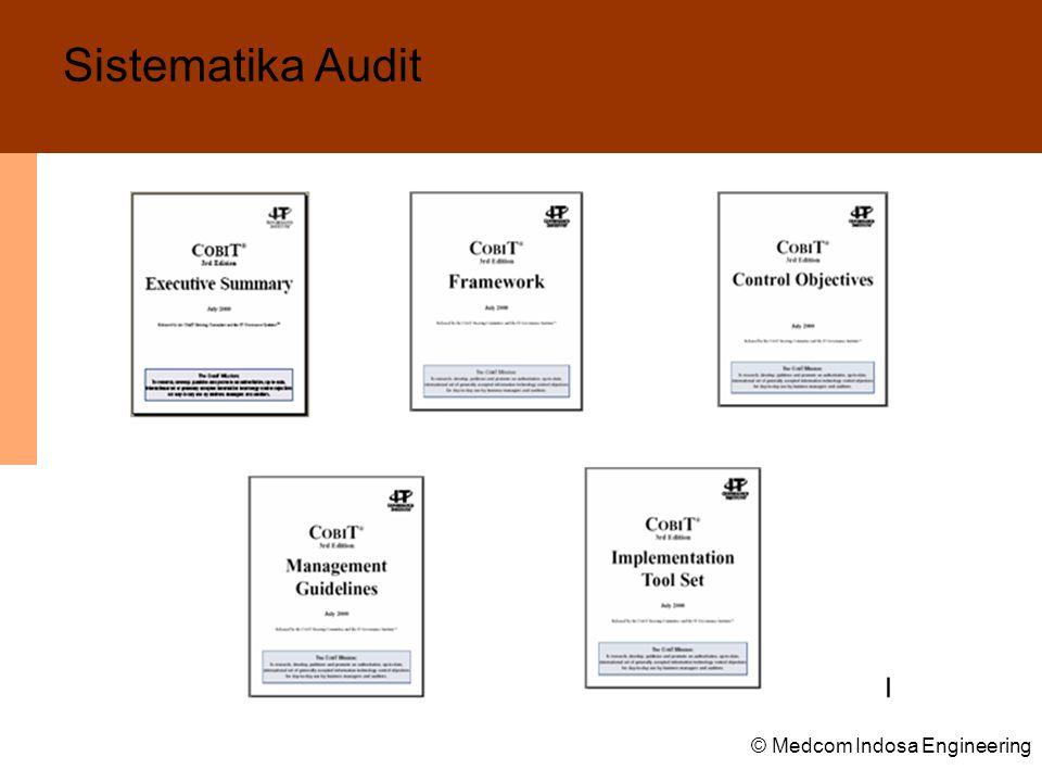 Sistematika Audit © Medcom Indosa Engineering