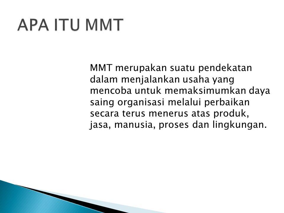 APA ITU MMT