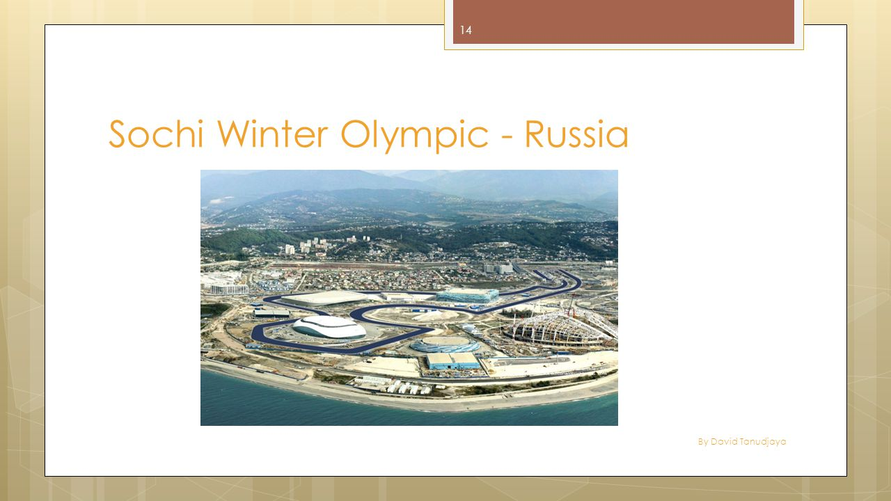 Sochi Winter Olympic - Russia