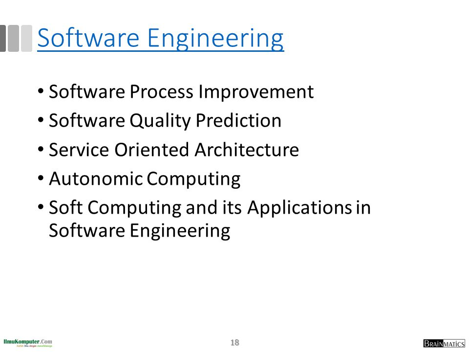 Software Engineering Software Process Improvement