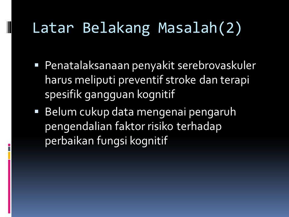 Latar Belakang Masalah(2)