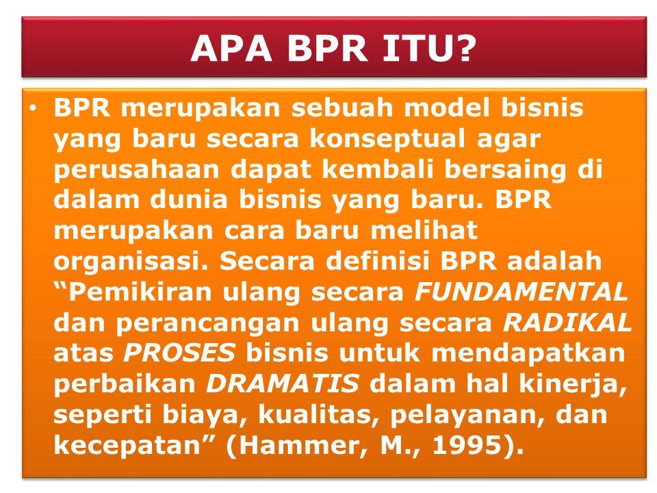 APA BPR ITU