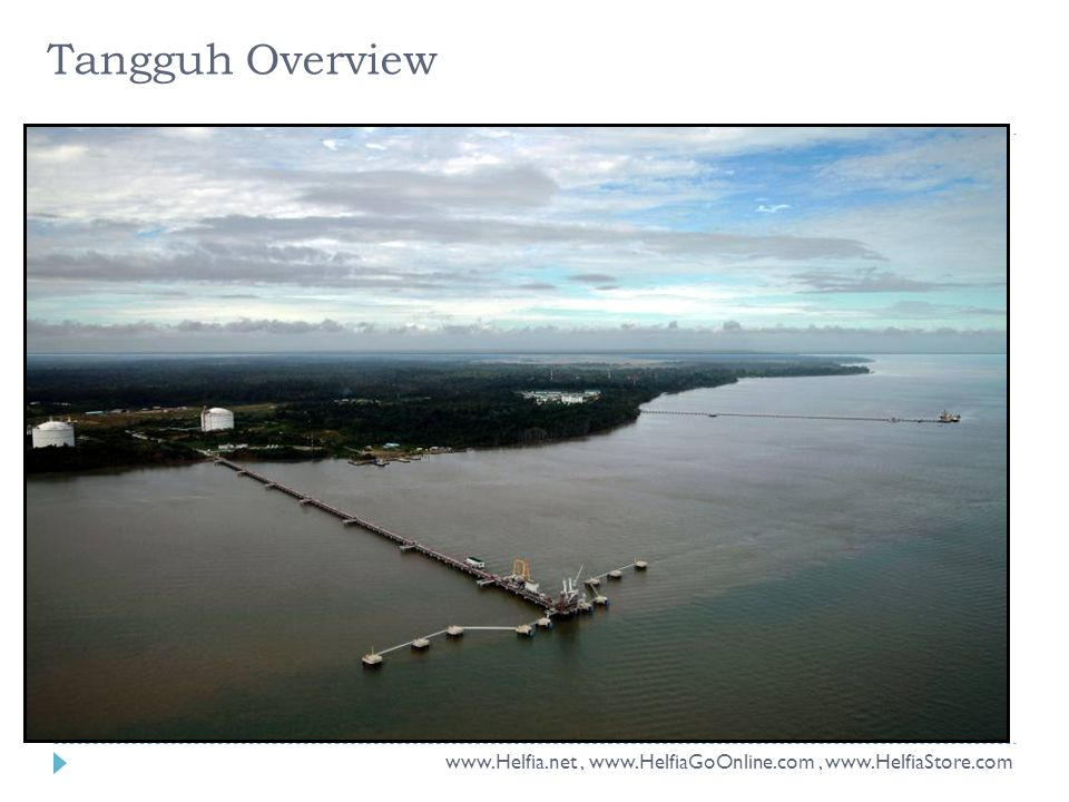 Tangguh Overview   ,   ,