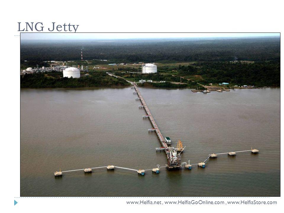 LNG Jetty www.Helfia.net , www.HelfiaGoOnline.com , www.HelfiaStore.com