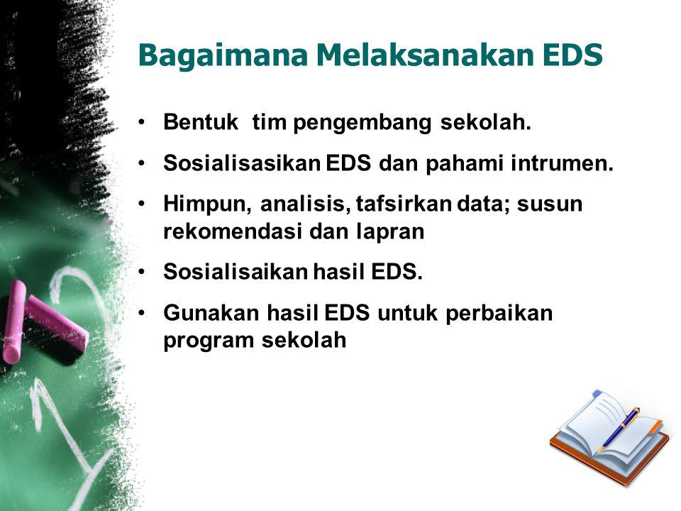 Bagaimana Melaksanakan EDS