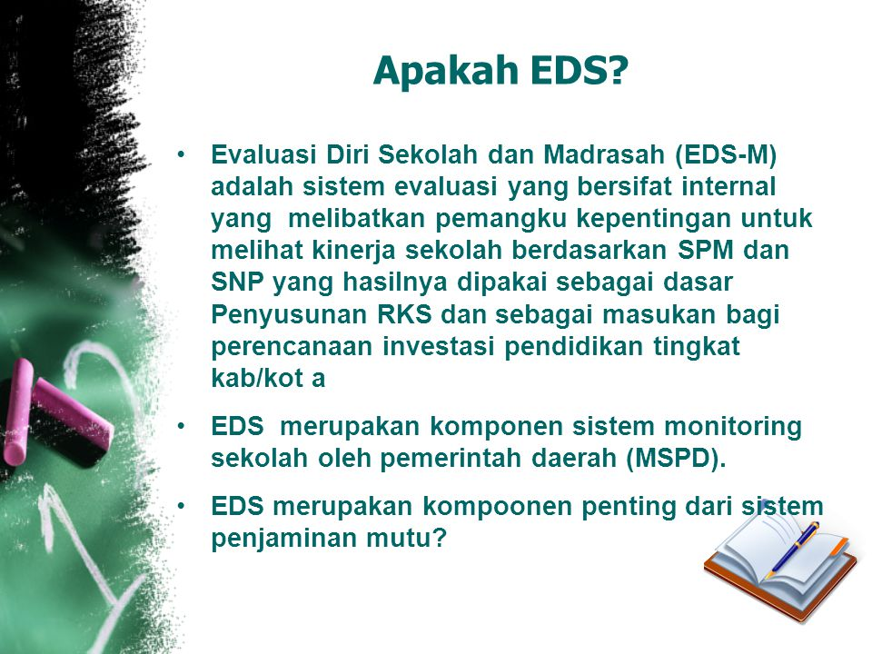 Apakah EDS