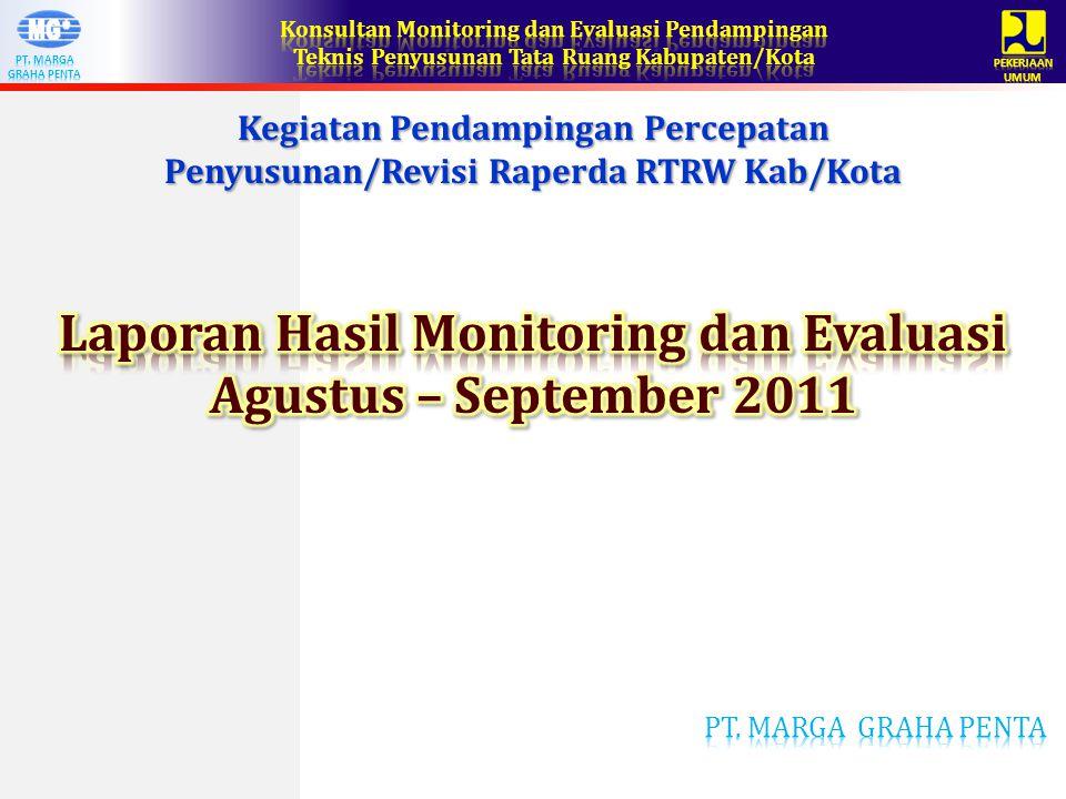 Laporan Hasil Monitoring dan Evaluasi