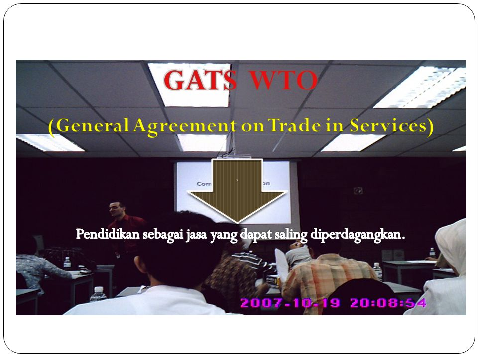 (General Agreement on Trade in Services)