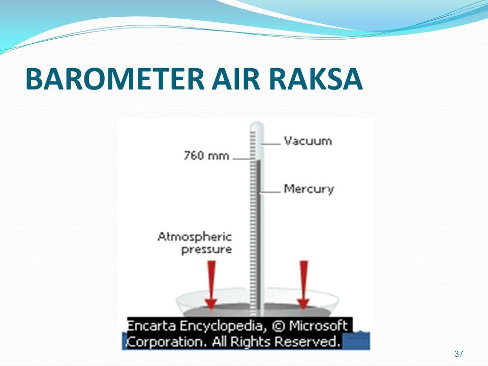 BAROMETER AIR RAKSA