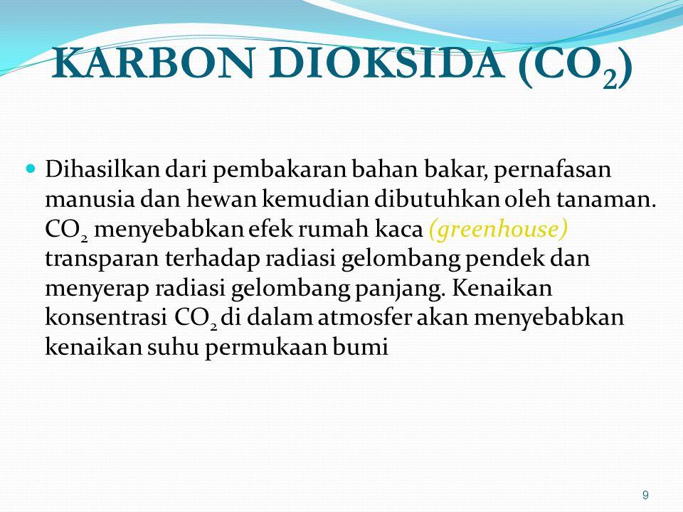 KARBON DIOKSIDA (CO2)