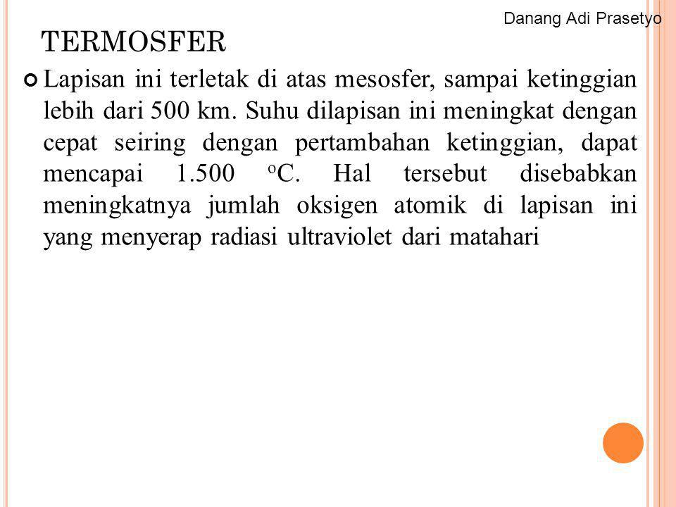 Danang Adi Prasetyo TERMOSFER.
