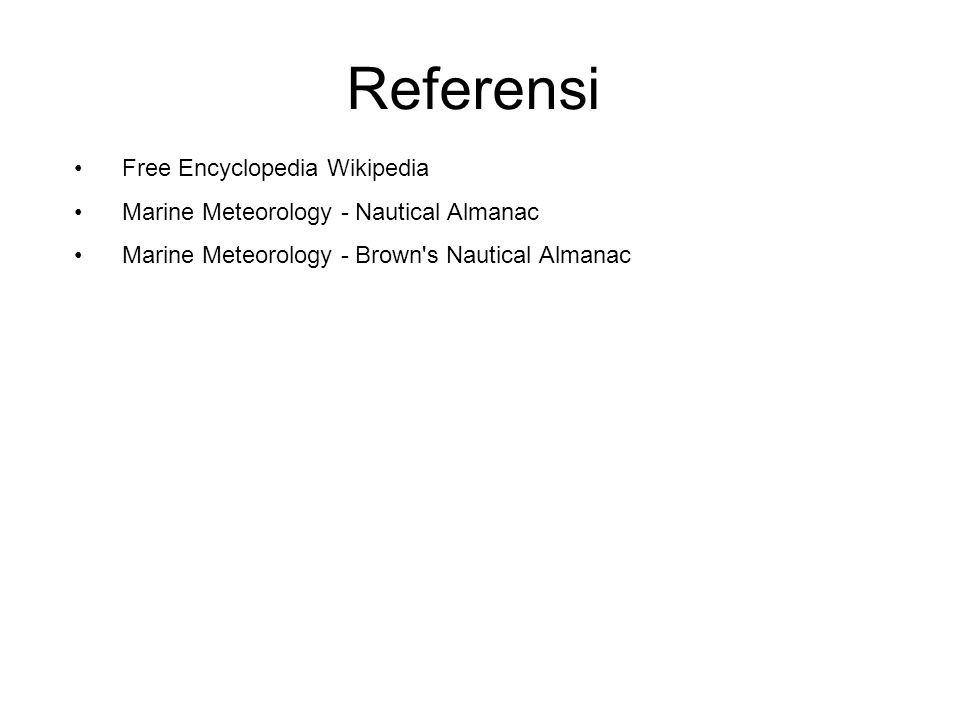 Referensi Free Encyclopedia Wikipedia