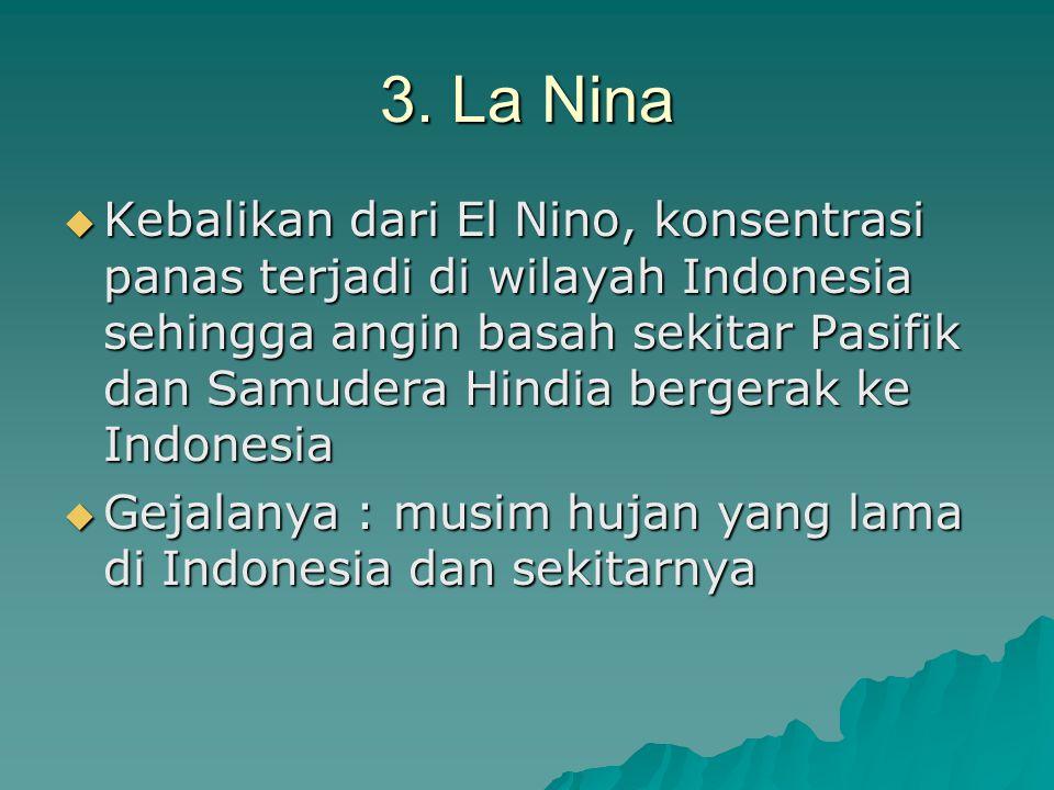 3. La Nina