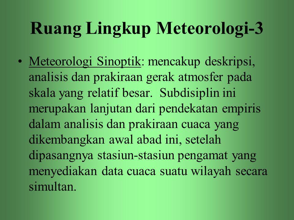 Ruang Lingkup Meteorologi-3