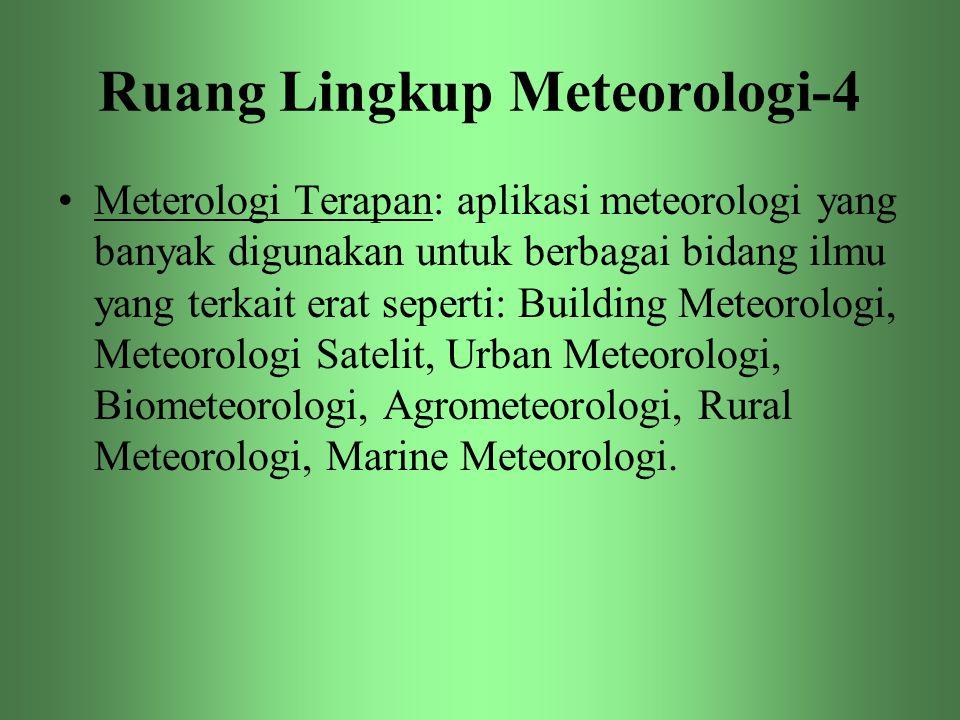 Ruang Lingkup Meteorologi-4
