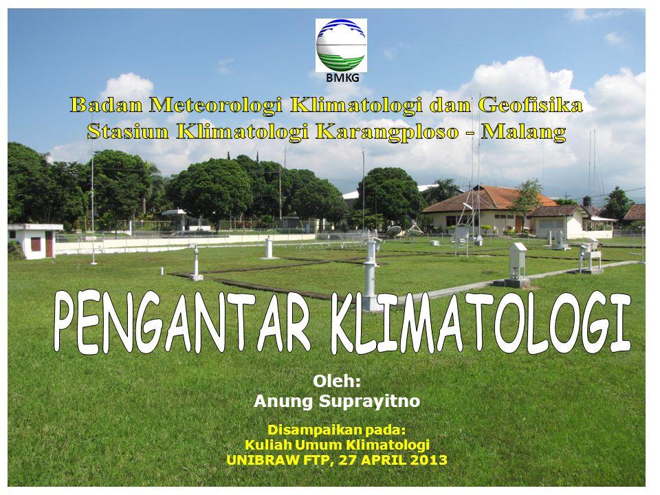 Badan Meteorologi Klimatologi dan Geofisika