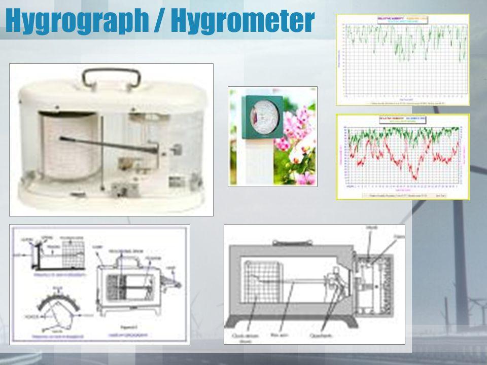 Hygrograph / Hygrometer