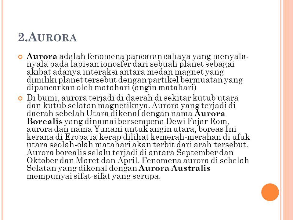 2.Aurora