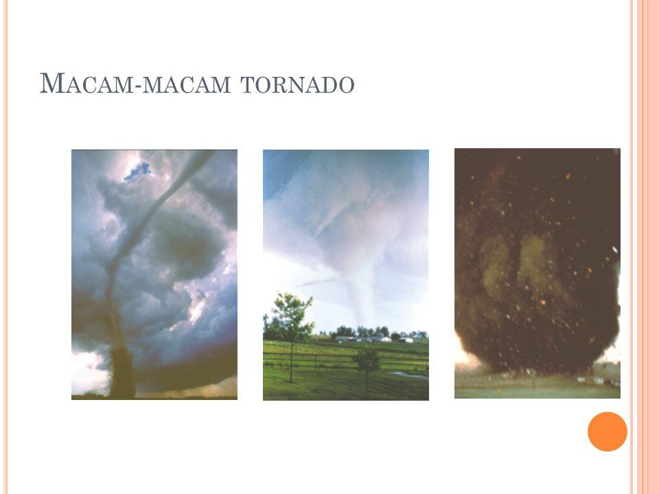Macam-macam tornado