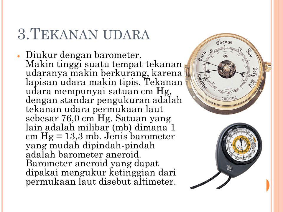 3.Tekanan udara