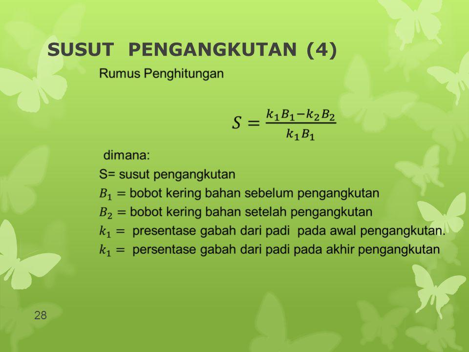 SUSUT PENGANGKUTAN (4)