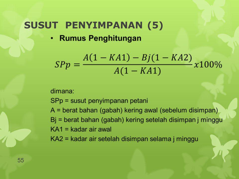 SUSUT PENYIMPANAN (5)