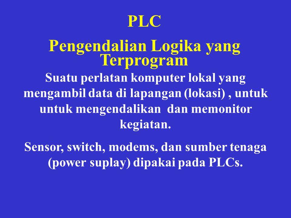 Pengendalian Logika yang Terprogram