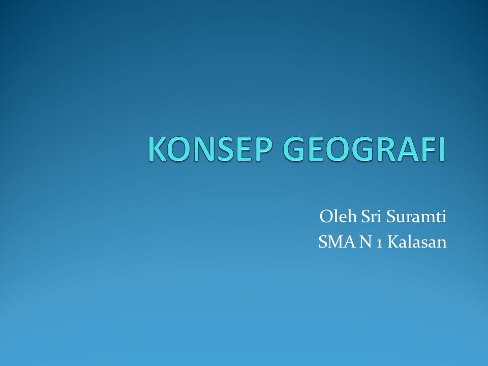 Oleh Sri Suramti SMA N 1 Kalasan