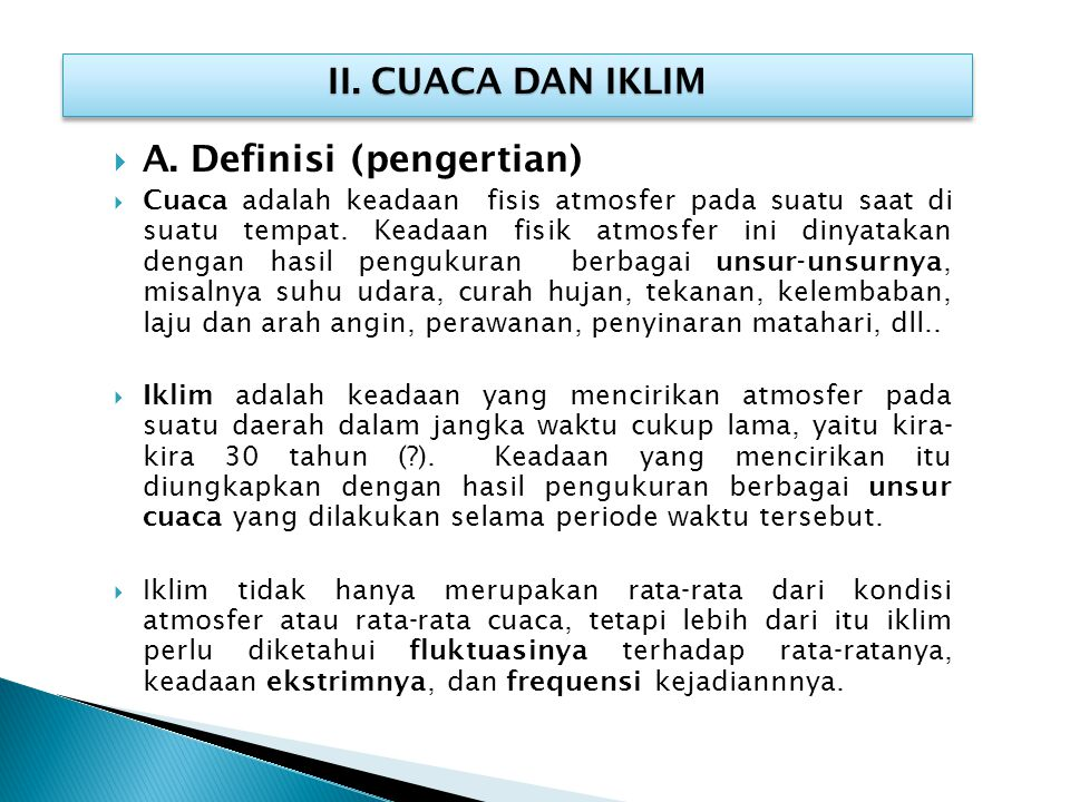 A. Definisi (pengertian)
