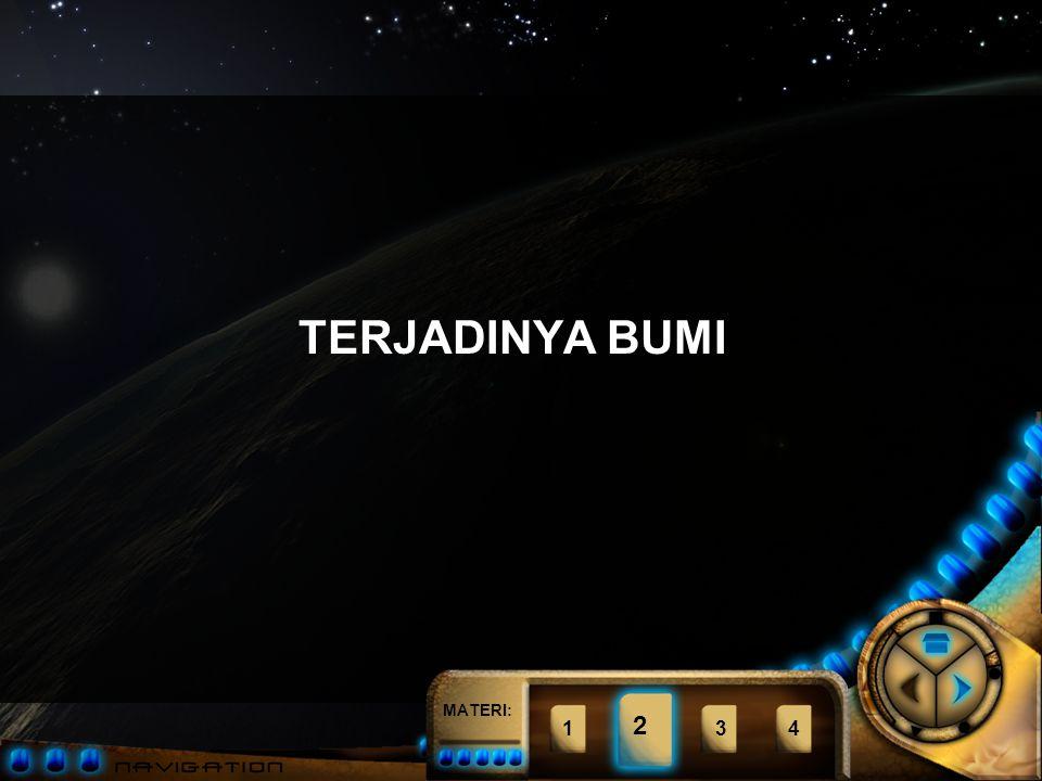 TERJADINYA BUMI 2