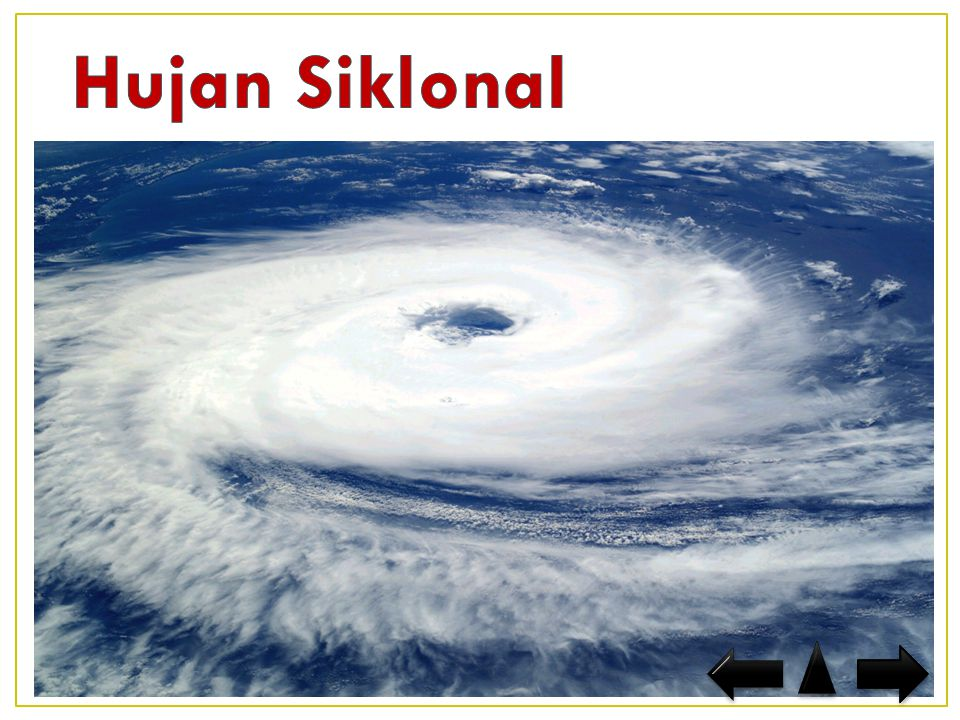 Hujan Siklonal